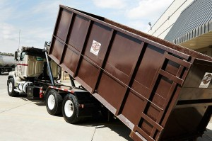 Roll-Off Dumpster Container Rental